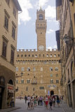 FLOCity Hall in Florence in Florence Royalty Free Stock Images