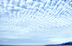 Clouds and Birds Royalty Free Stock Photos