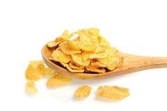 Floco de milho Fotografia de Stock