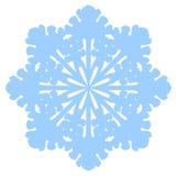 Floco de neve ilustração do vetor