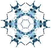 Floco de neve bonito do vetor Fotografia de Stock Royalty Free