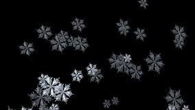 Floco de neve sem emenda