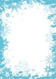 Floco de neve, vetor Fotos de Stock
