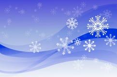 Flocon de neige Image libre de droits