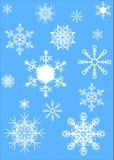 flocon de neige Photographie stock libre de droits