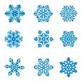 flocon de neige Photos libres de droits