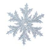 Flocon de neige brillant Photographie stock