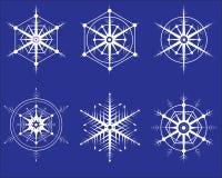 flocons de neige Image stock