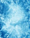 Flocos da neve Fotos de Stock