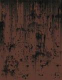 Flocos da oxidação Ilustração Stock