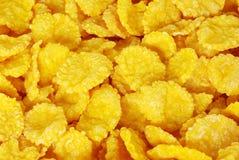 Flocos de milho Fotos de Stock