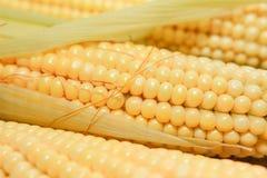 Flocos de milho crus fotos de stock