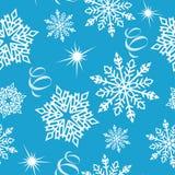 Flocos de neve Fotos de Stock