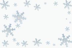 Flocos de neve Fotografia de Stock Royalty Free