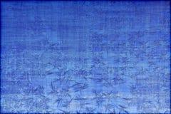 Flocos de neve do sumário da janela do teste padrão de Frost Imagens de Stock Royalty Free