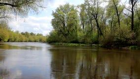 Flod lager videofilmer