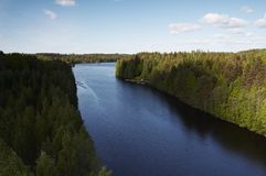 flod arkivbilder