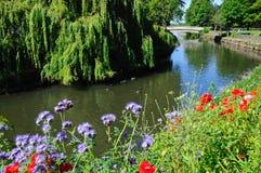 Flod Anker, Tamworth Royaltyfri Bild