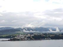 Flod av Eo Royaltyfri Fotografi