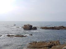 Flod av Eo Arkivbild
