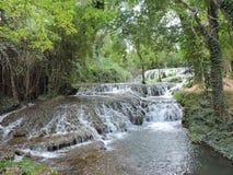 Flod av stenen Royaltyfri Fotografi