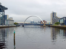 Flod Clyde Royaltyfri Bild