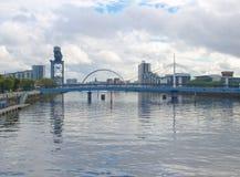 Flod Clyde Arkivbilder