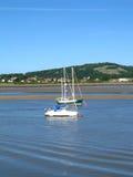 Flod Conwy Arkivfoto