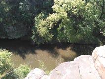 Flod för bästa sikt Royaltyfria Foton
