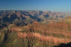 flod för kanjoncolorado tusen dollar E geologiska bildande arkivbilder
