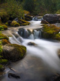 Flod i bergen Royaltyfri Fotografi