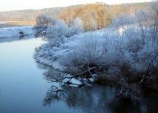 Flod Istra Arkivbilder