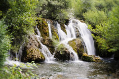 Flod Una Royaltyfria Foton