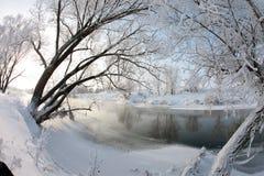 Flod Zai Arkivbilder