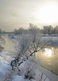 Flod Zai Arkivfoton