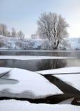 Flod Zai Royaltyfri Foto