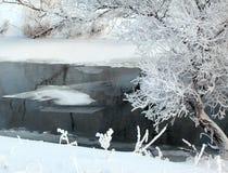 Flod Zai Royaltyfria Foton