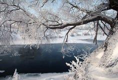 Flod Zai Fotografering för Bildbyråer