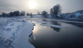 Flod Zai Royaltyfri Bild