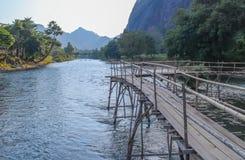Flodbro Fotografering för Bildbyråer
