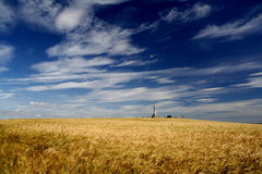 Flodden battlefield Stock Photos