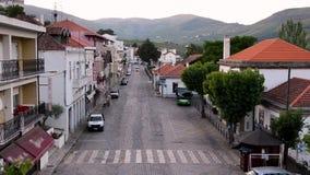 FlodDouro dal, Portugal arkivfilmer