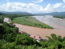 floder två Arkivfoto