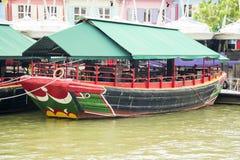 Flodfartyg Royaltyfri Fotografi