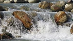Flodforsar lager videofilmer