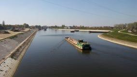 Flodkanal Royaltyfria Foton