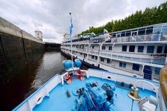 Flodlås Royaltyfria Foton