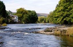 flodplats wales wide Royaltyfri Bild