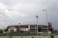 Flodplattastadion i Buenos Aires, Argentina royaltyfria foton