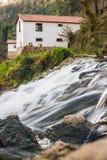 Flodström i Portugal Royaltyfria Foton